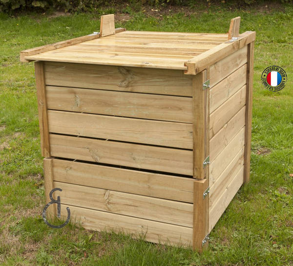 Composteur jardin – En ligne