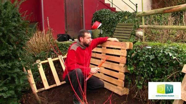 Composteur en bois – Conseils d'achat