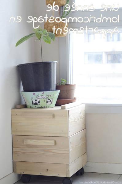 lombricomposteur en bois