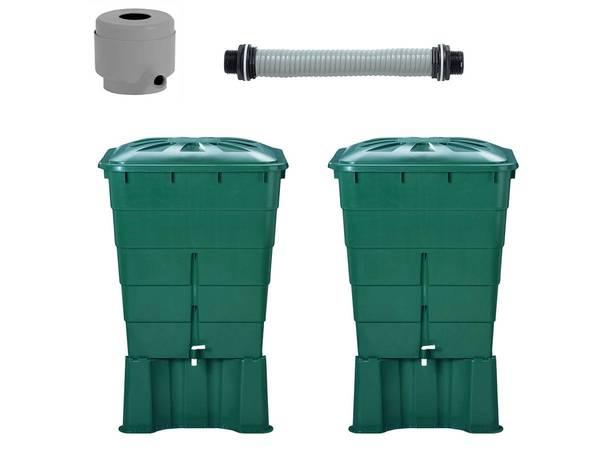 pompe recuperateur eau de pluie