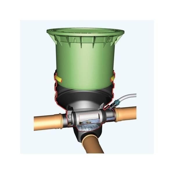 recuperateur eau 500l