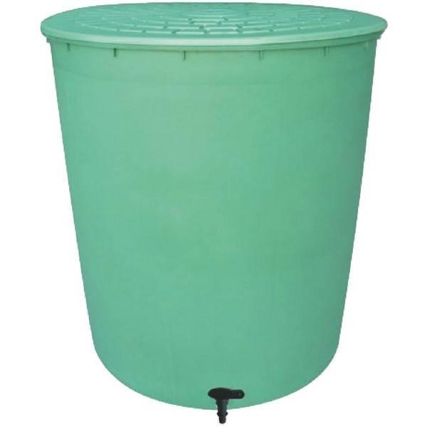 cuve recuperation eau de pluie enterrée pas cher