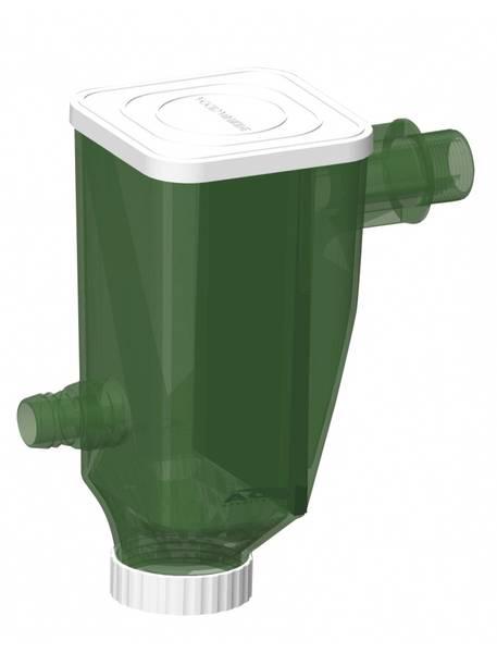 cuve recuperation eau de pluie enterrée